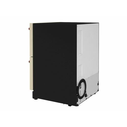 "KitchenAid Canada - 24"" Panel-Ready Undercounter Double-Drawer Refrigerator - Panel Ready"