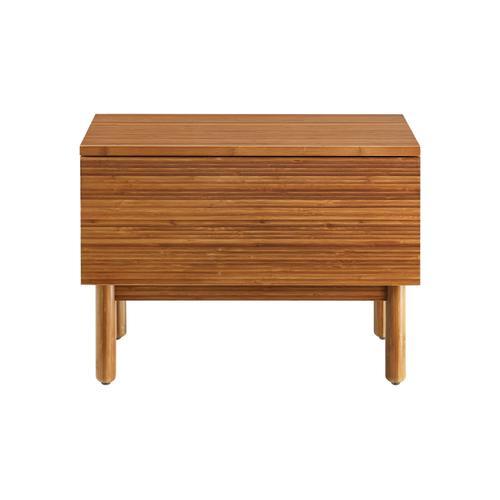 Greenington Fine Bamboo Furniture - Ventura 1 Drawer Nightstand