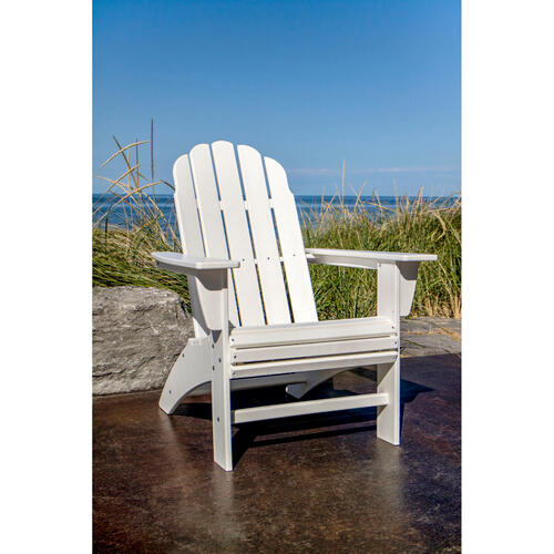 Pacific Blue Vineyard Curveback Adirondack Chair
