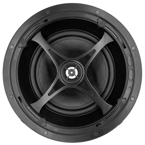 """Universal Remote Control - 8"""" High Performance Two-Way In-Ceiling Speakers"""