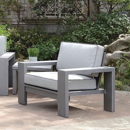 See Details - Ballyshannon Arm Chair (2/ctn)