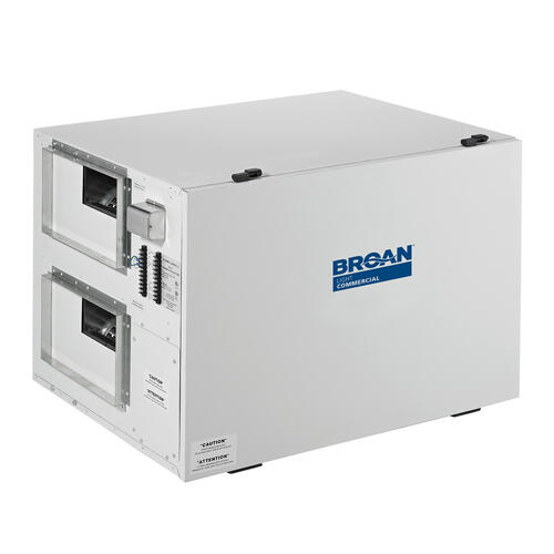 Broan® Light Commercial High Efficiency Heat Recovery Ventilator, 685 CFM at 0.4 in. w.g.
