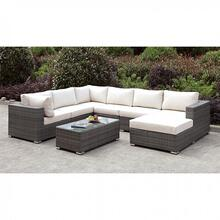 See Details - Somani U-sectional + Coffee Table