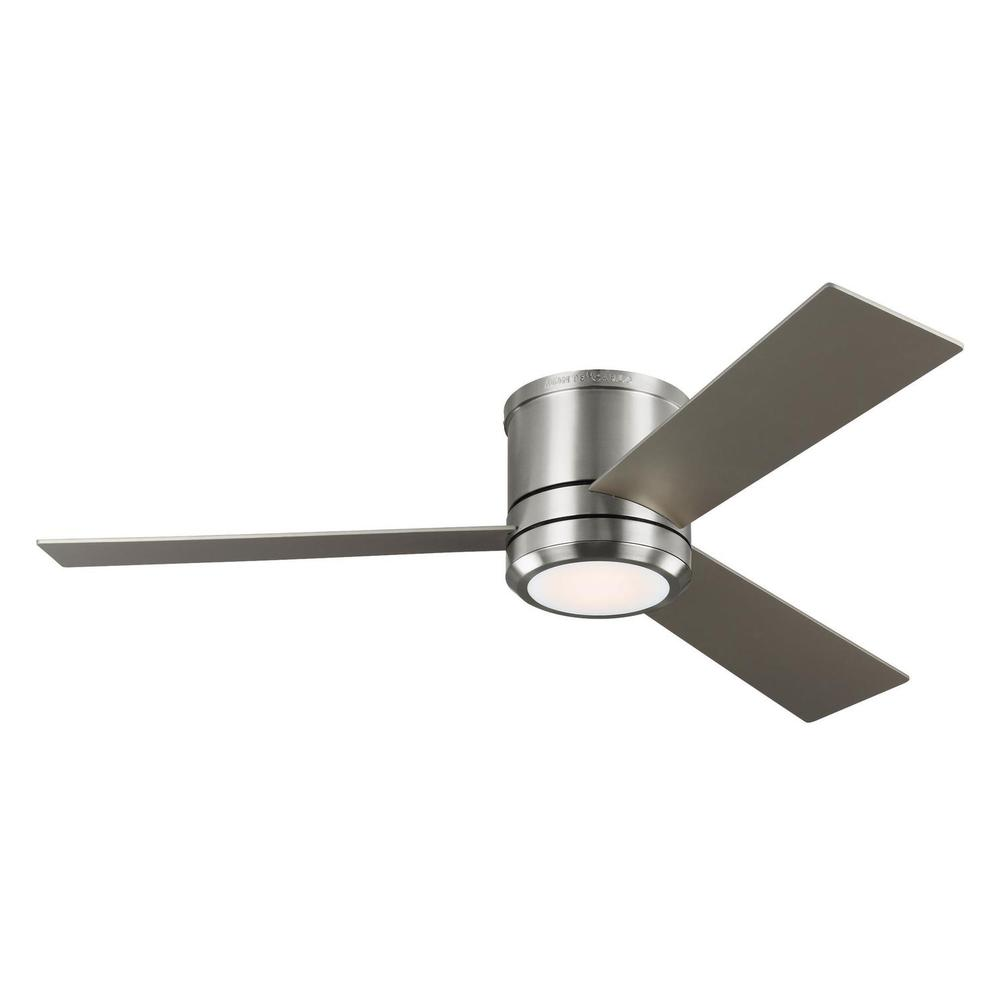 See Details - Clarity 56 LED - Brushed Steel