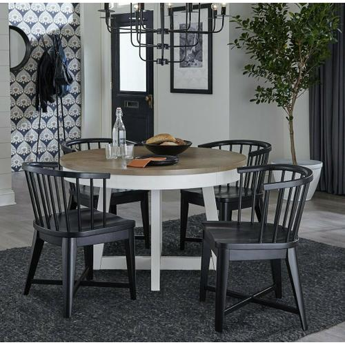 AMERICANA MODERN DINING Dining Chair Barrel (2/CTN Sold in pairs)