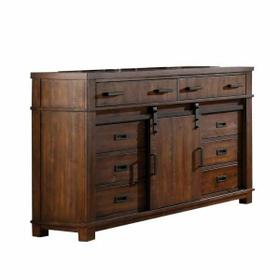 ACME Vibia Dresser - 27165 - Cherry Oak