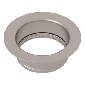 Satin Nickel Disposal Flange