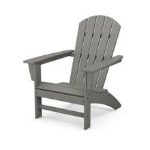 View Product - Nautical Adirondack Chair in Slate Grey