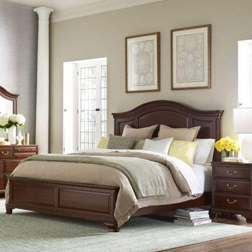 Gallery - Hadleigh King Panel Bed