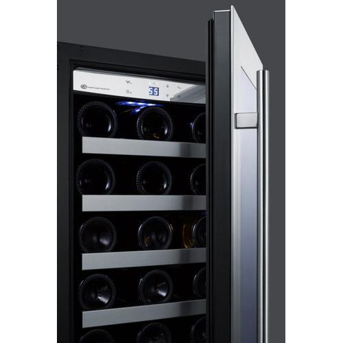 """Summit - 15"""" Wide Built-in Wine Cellar"""