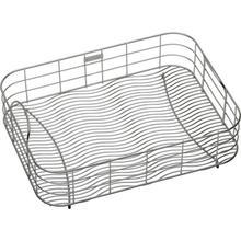 """See Details - Elkay Stainless Steel 20"""" x 14-3/4"""" x 7"""" Rinsing Basket"""