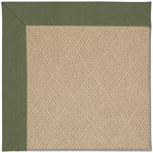 "Creative Concepts-Cane Wicker Canvas Fern - Rectangle - 24"" x 36"""