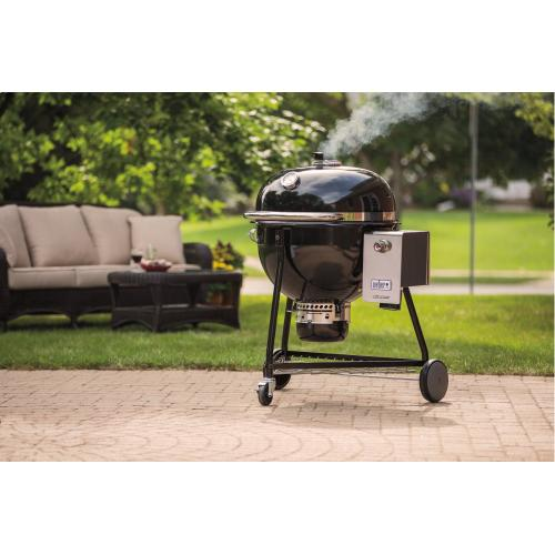 Weber - SUMMIT® CHARCOAL GRILL - 24 INCH BLACK