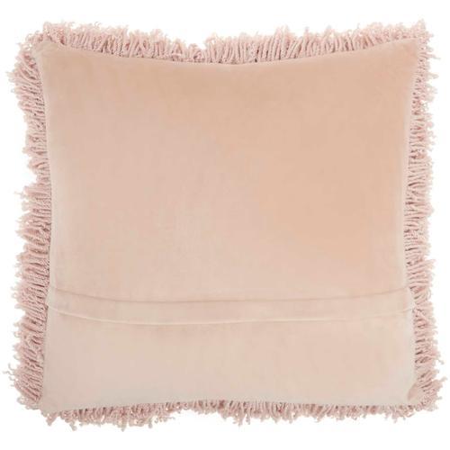 """Kathy Ireland Pillow Tl208 Blush 20"""" X 20"""" Throw Pillow"""
