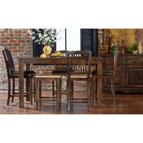 Bermex - Fixed stool BE018B-1202