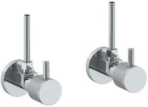 Lavatory Angle Stop Kit -1/2 Ips X 3/8 Od Compression Product Image