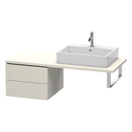 Duravit - Low Cabinet For Console, Taupe Matte (decor)