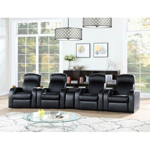 Coaster - 5 PC 4-seater Home Theater