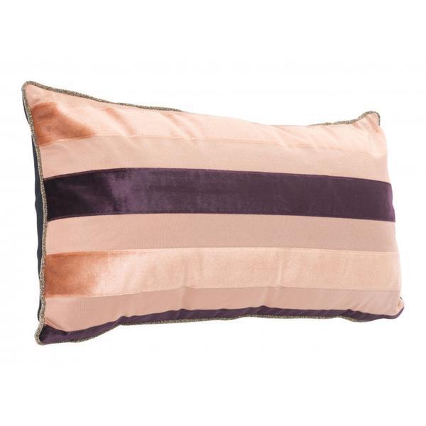 Velvet Pillow Pink