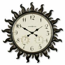 Howard Miller Sunburst II Oversized Wall Clock 625543