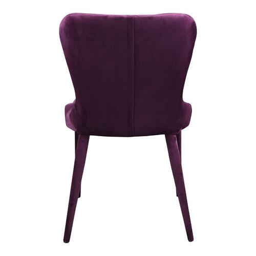 Cleveland Dining Chair Purple-m2