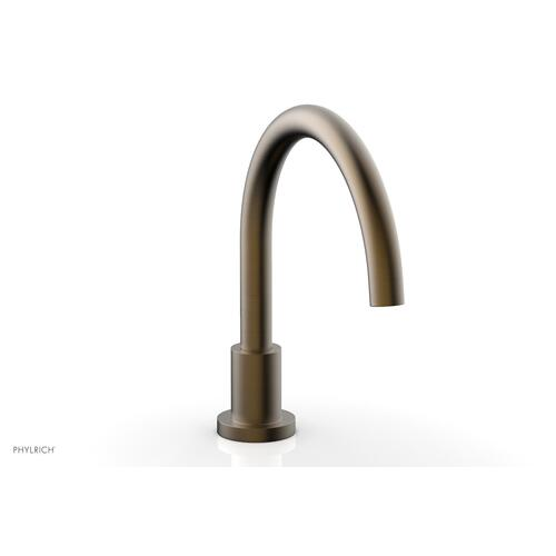 BASIC Deck Tub Spout D5130 - Old English Brass
