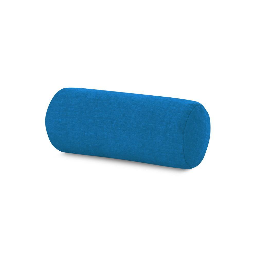 Cast Royal Outdoor Bolster Pillow