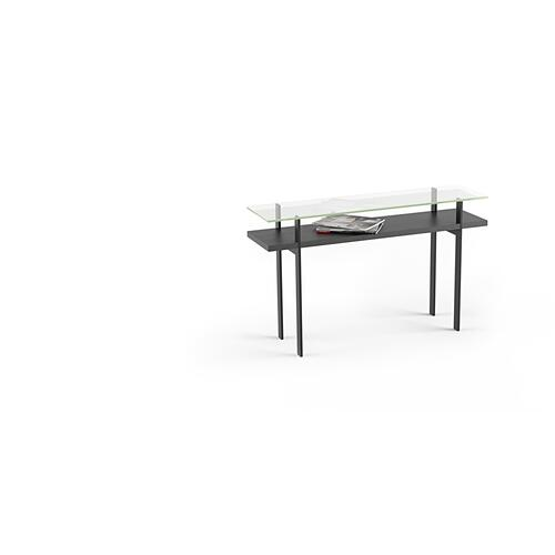 BDI Furniture - Terrace 1153 Console Table in Charcoal Stained Ash