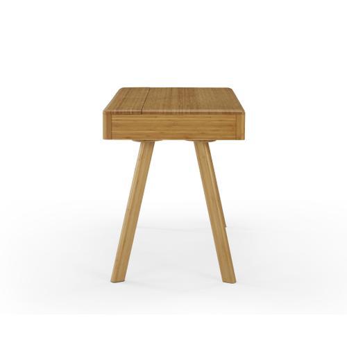 Greenington Fine Bamboo Furniture - Jasmine Writing Desk, Caramelized