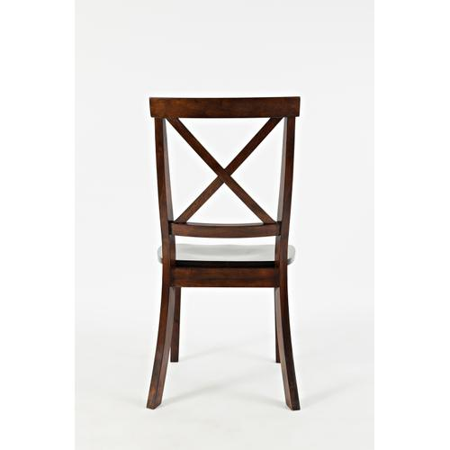 Everyday Classics X Back Dining Chair - Cherry