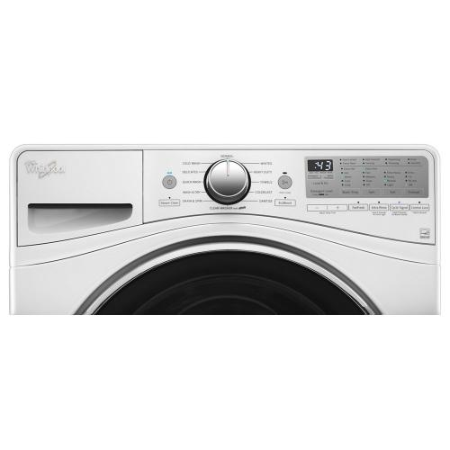 Gallery - 4.5 cu.ft Front Load Washer with Load & Go , 12 cycles