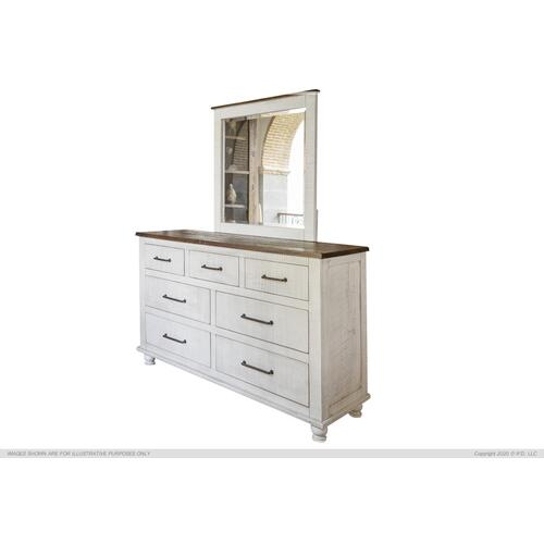 7 Drawers Dresser