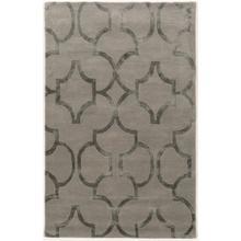 See Details - Aspire Wool Geo Grey/grey 2x3