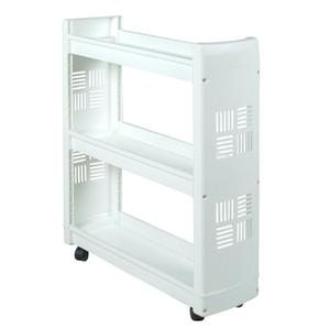 Rolling Laundry Supply Cart -