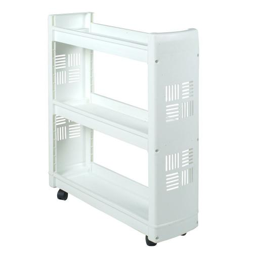 Rolling Laundry Supply Cart