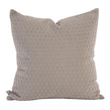 "Pillow Cover 20""x20"" Deco Stone (Cover Only)"