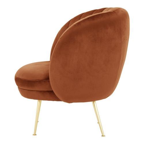 Armando Chair Rust