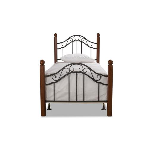 Hillsdale Furniture - Madison Twin Bed Set With Rails