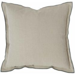 """Luxe Pillows Contrast Flange (22""""x22"""")"""