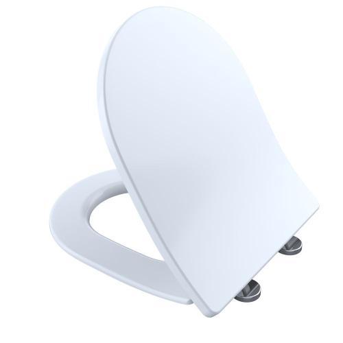 Slim D-Shape SoftClose® Seat - Cotton