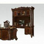 ACME Vendome Computer Desk & Hutch - 92128_KIT - Cherry Product Image