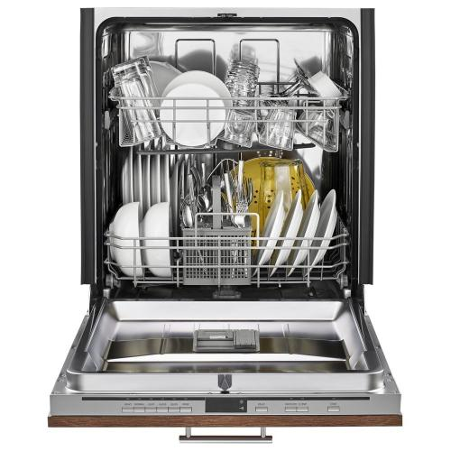 Gallery - Panel-Ready Quiet Dishwasher with Stainless Steel Tub