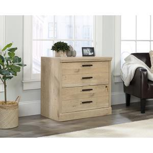 SauderPrime Oak 2-Drawer Lateral File Cabinet