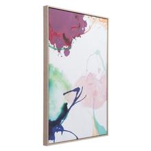 See Details - Abstract Party Canvas Multicolor
