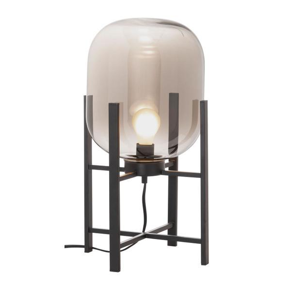 See Details - Wonderwall Table Lamp Black