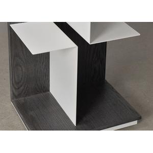 Maze shelving unit