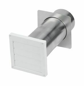 AmanaDryer Louvered Vent - Other