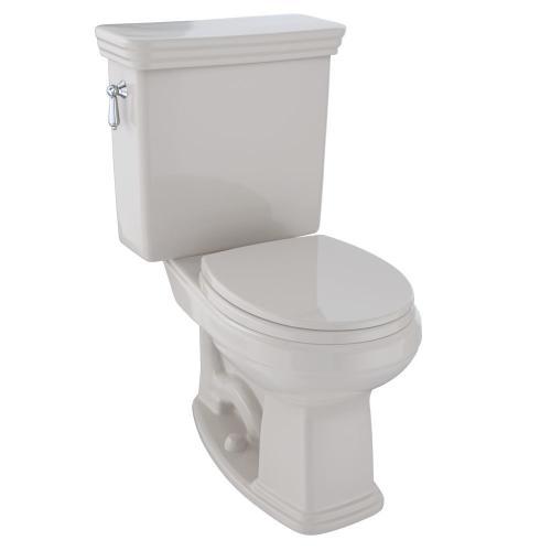 Product Image - Promenade® Two-Piece Toilet, 1.6 GPF, Round Bowl - Sedona Beige
