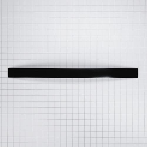 Whirlpool - Dishwasher Handle Assembly, Black