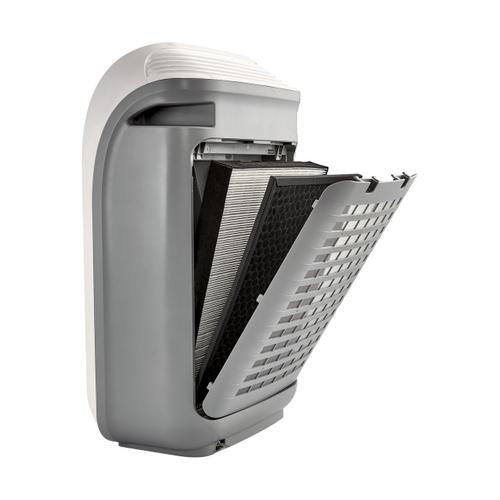 Sharp - Sharp True HEPA Air Purifier with Plasmacluster Ion Technology for Medium Rooms